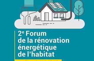 2ième Forum de la rénovation énergétique de l'habitat - Rénover-Malin