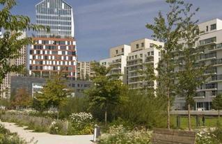 Parc de Billancourt (Boulogne Billancourt).